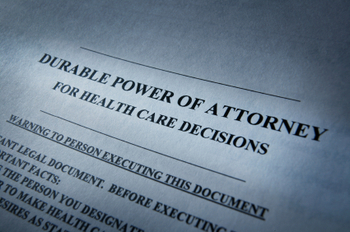 healthcare_power_of_attorney